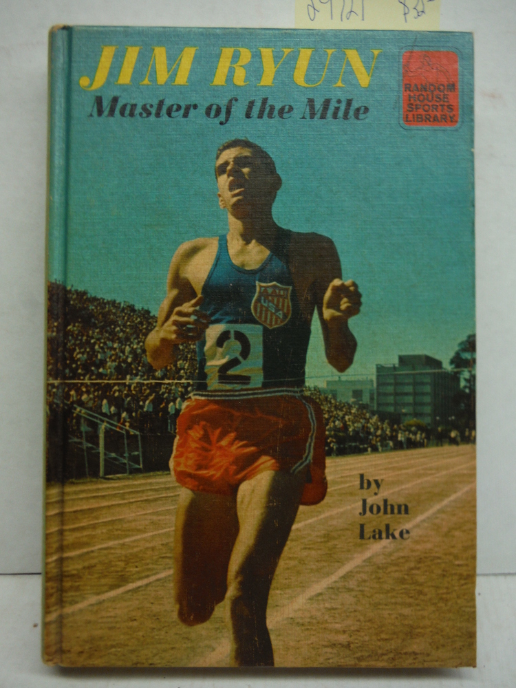 Image 0 of Jim Ryun, master of the mile (Random House sports library)