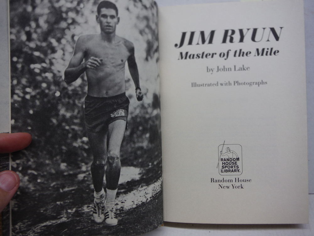 Image 1 of Jim Ryun, master of the mile (Random House sports library)