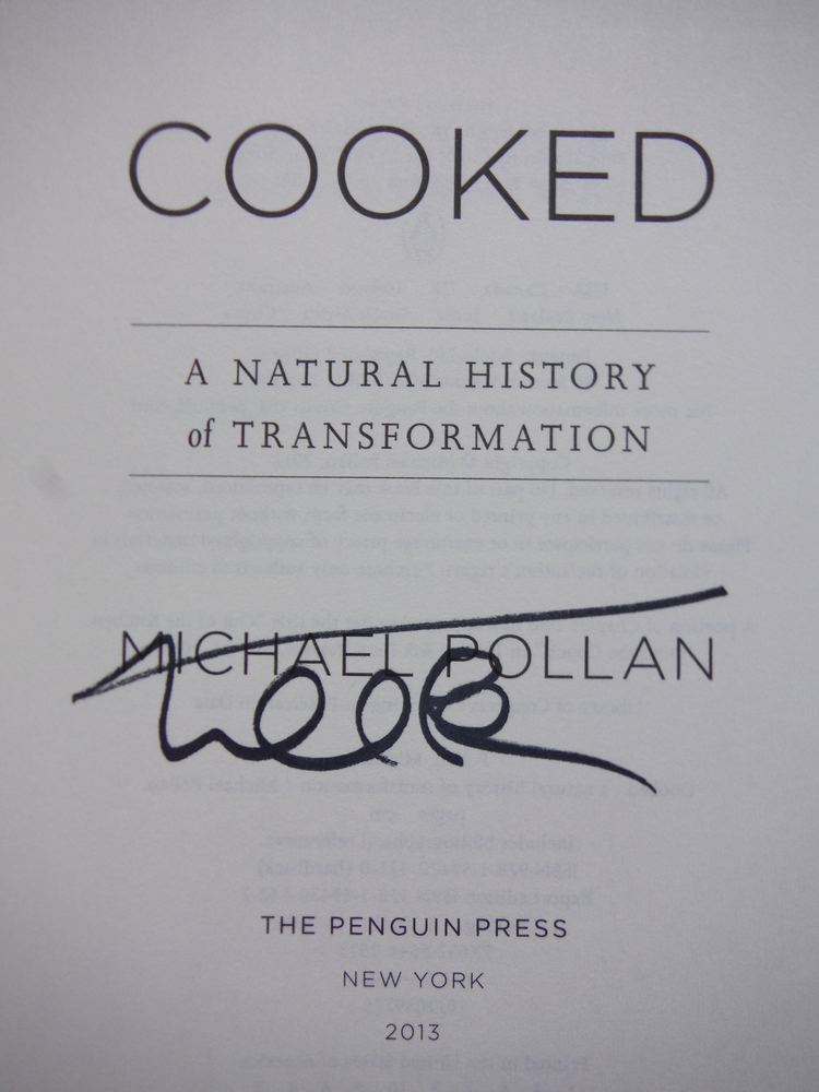 Image 1 of Cooked: A Natural History of Transformation