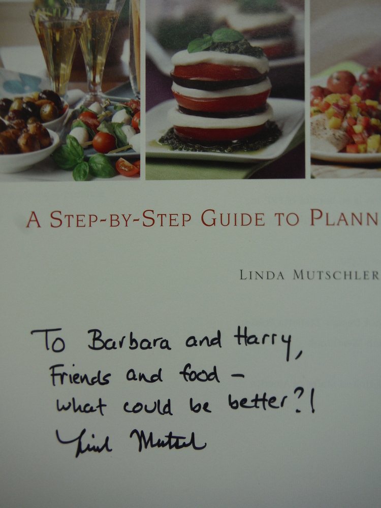 Image 1 of Fast Track to Fine Dining: A Step-By-Step Guide to Planning a Dinner Party