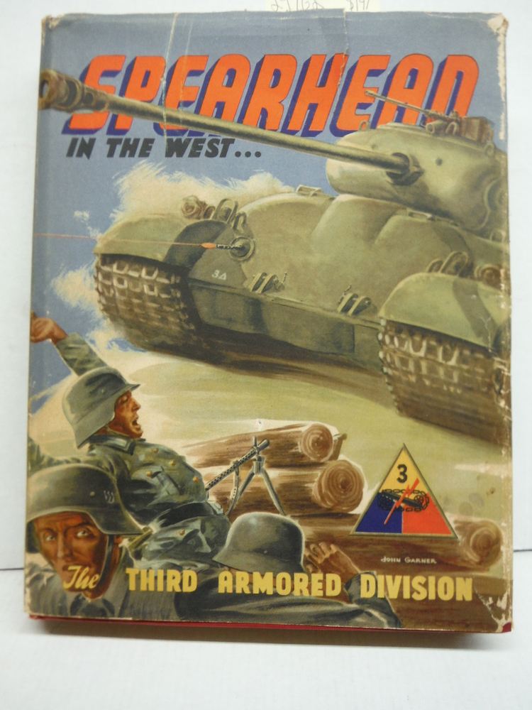 Image 0 of Spearhead in the West, 1941-1945: 3d Armored Division.