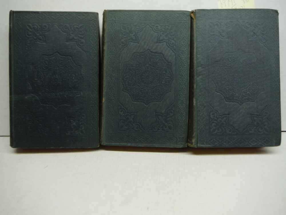 Image 1 of THE DEIPNOSOPHISTS OR BANGUET OF THE LEARNED OF ATHENEUS (3 Vol. Set)