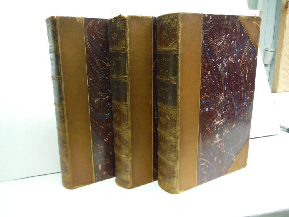 Image 3 of HISTORY OF ROME, 3 Volumes