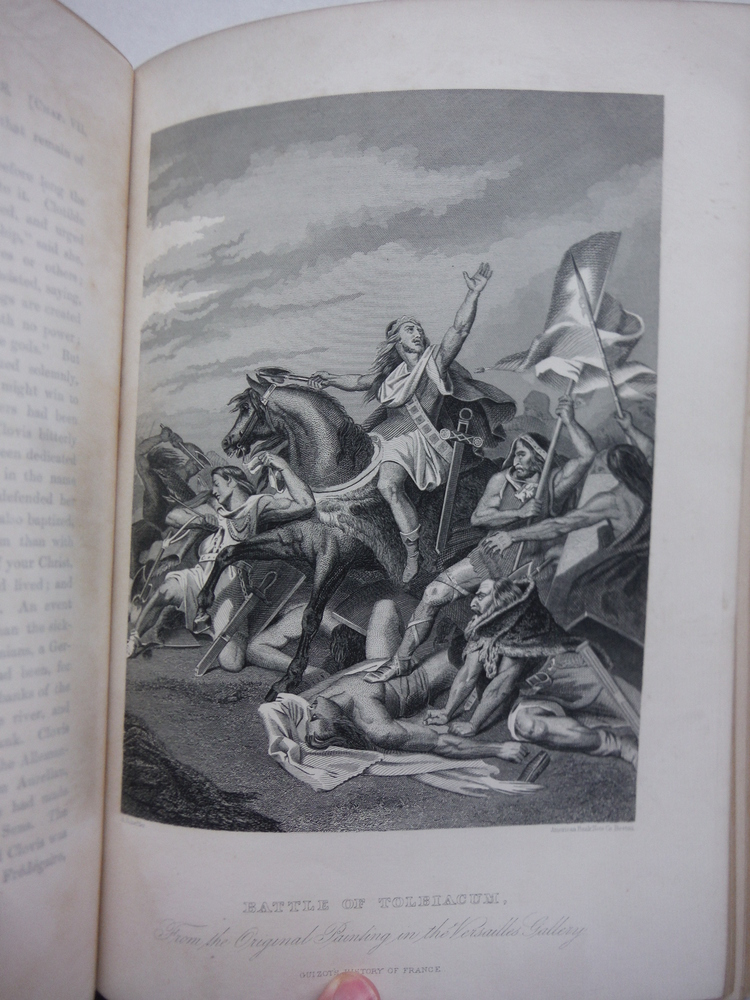 Image 2 of A Popular History of France From the Earliest Times. Six Volume Set