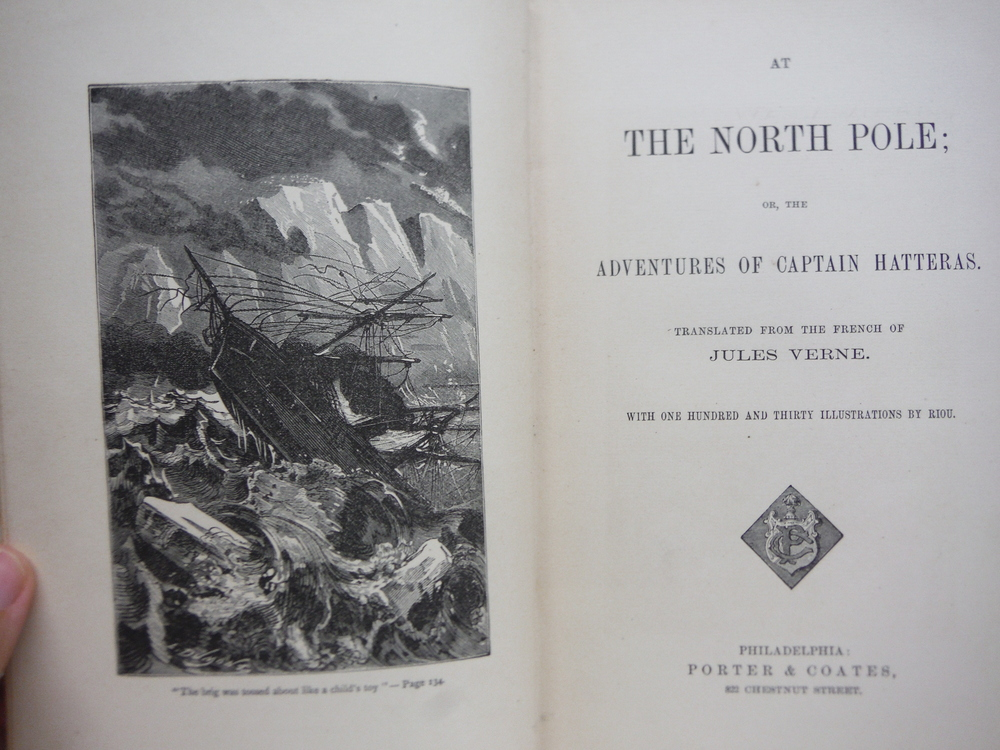 Image 2 of At The North Pole, or The Adventures of Captain Hatteras