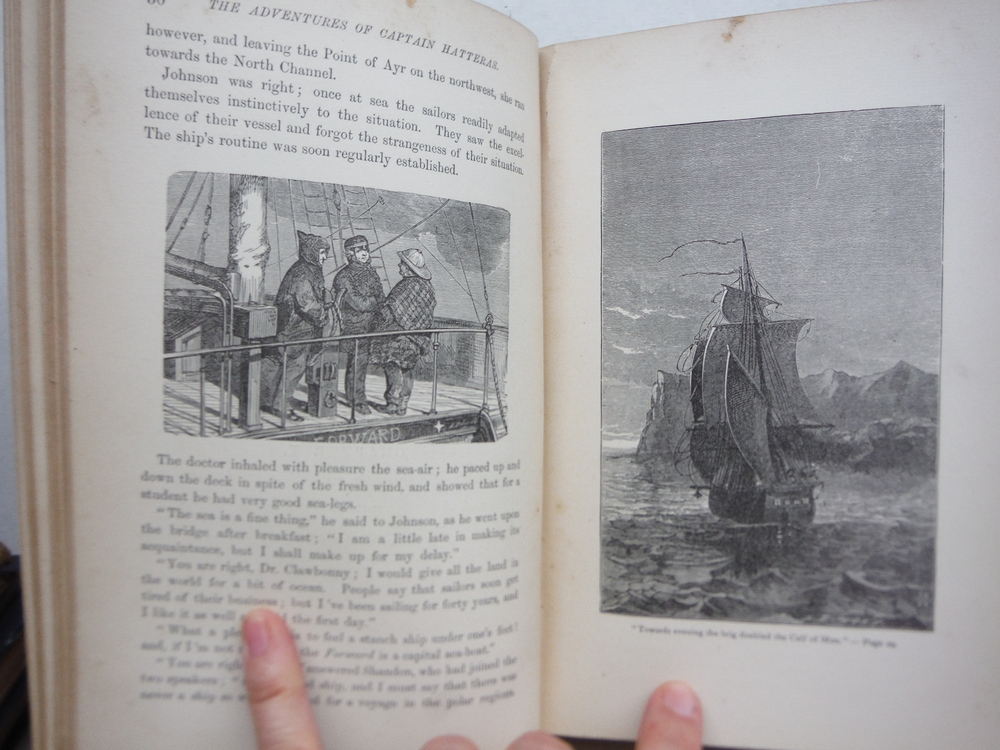 Image 3 of At The North Pole, or The Adventures of Captain Hatteras