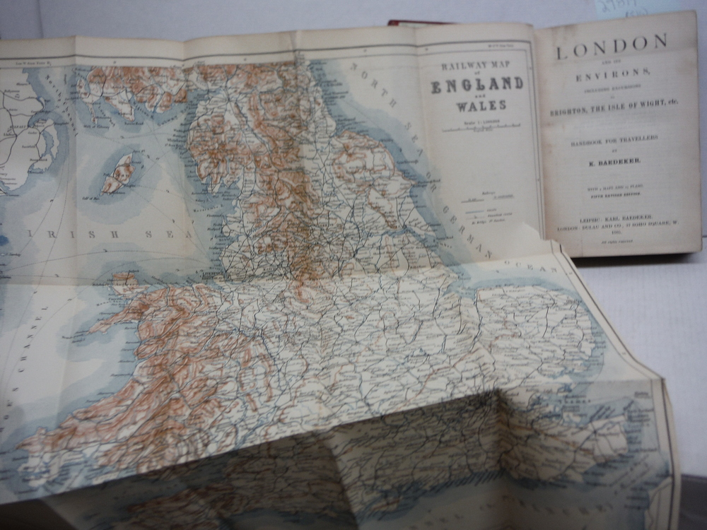 Image 1 of London and its Environs