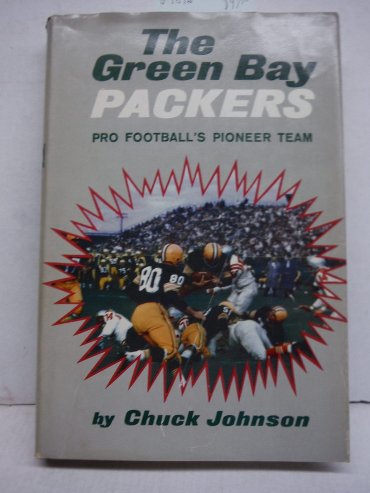 The Green Bay Packers;: Pro football's pioneer team
