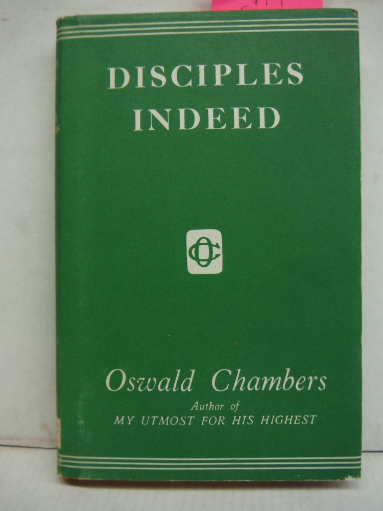 Disciples Indeed