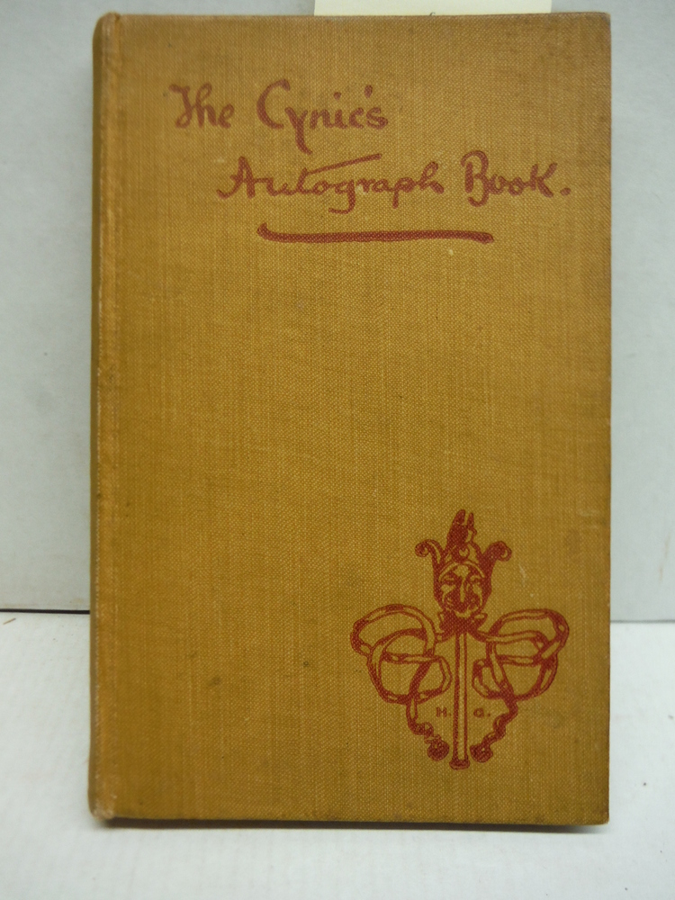 The Cynic's Autograph Book