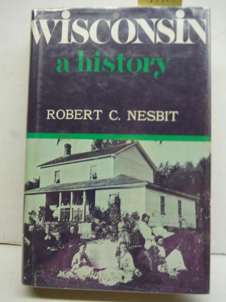 Wisconsin;: A history