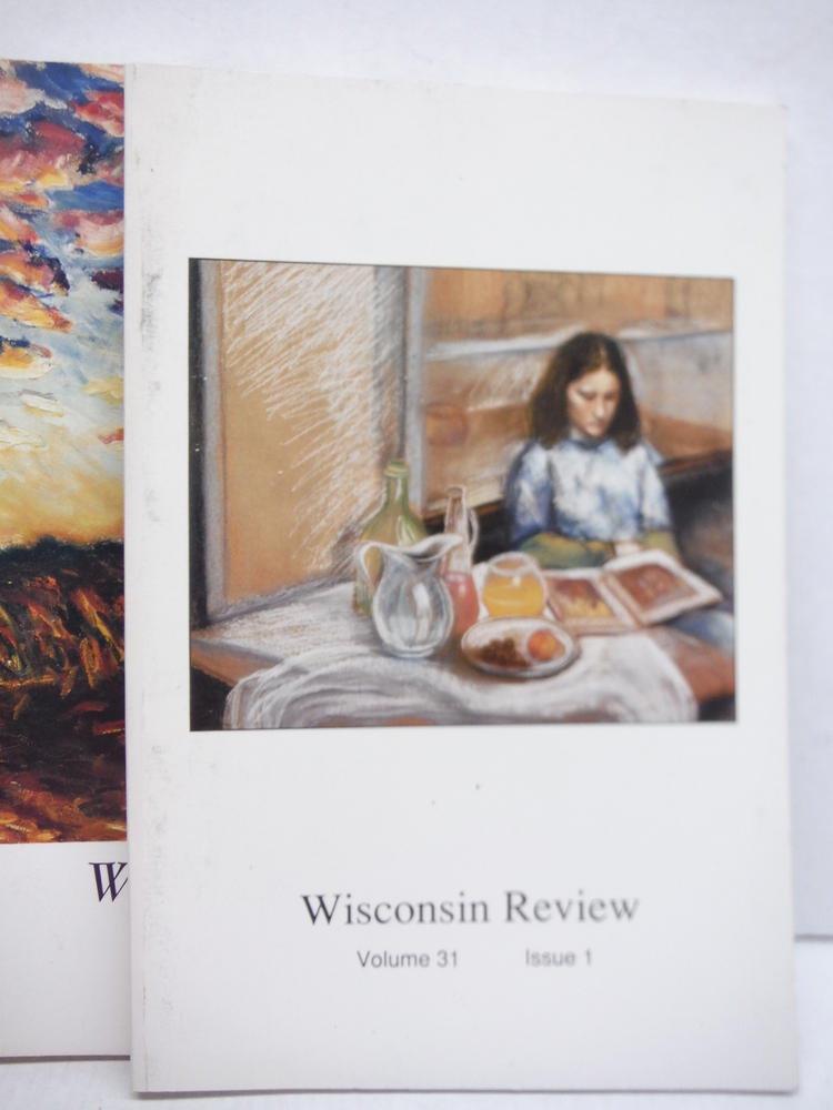 Image 2 of Wisconsin Review - 6 issues (1994-1998)