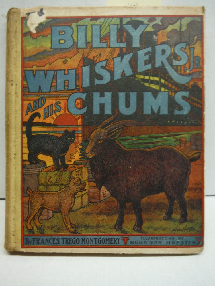 Billy Whiskers, Jr. and His Chums (Vol. 8 )