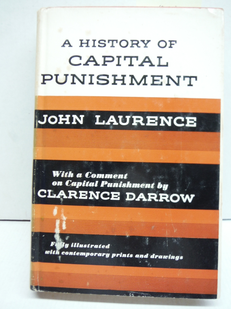 A history of capital punishment