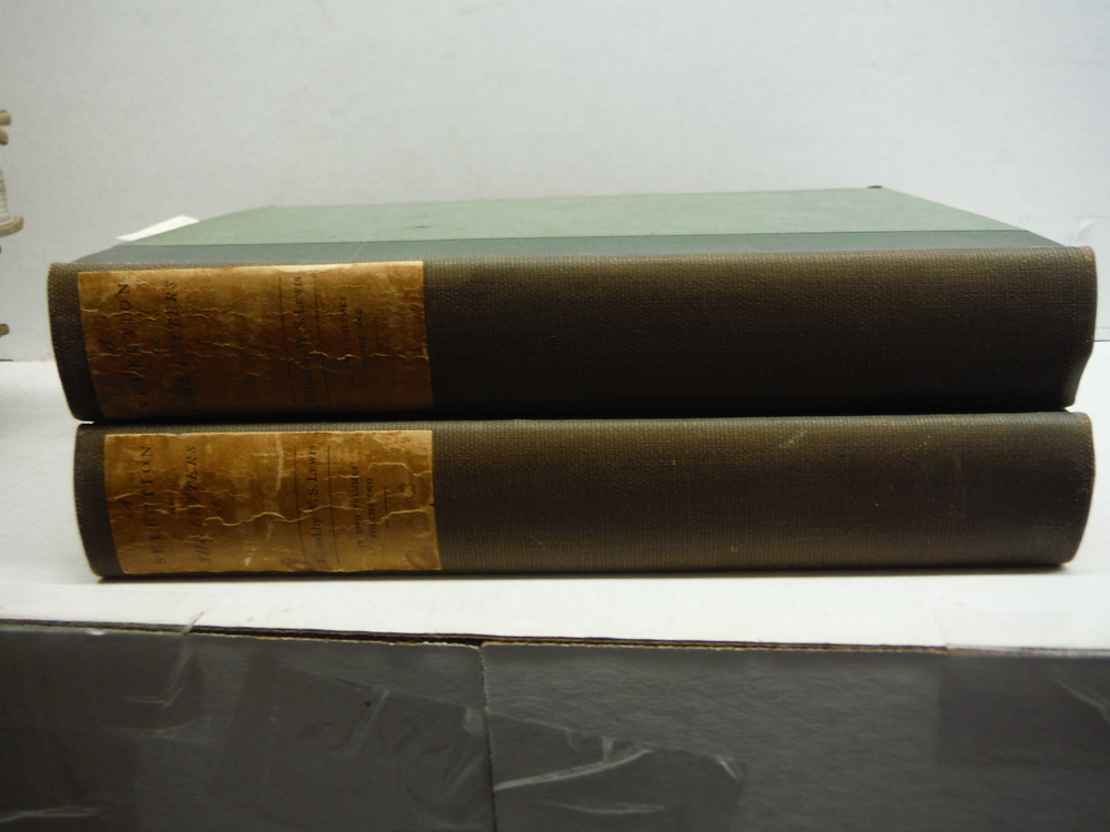 Image 1 of A Selection of the Letters of Horace Walpole (two volume set)
