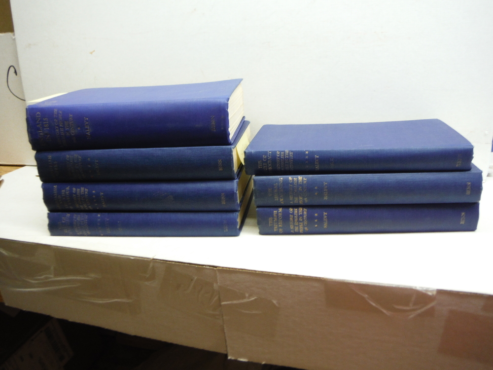 A History of the English People in the Nineteenth Century (6 volumes)