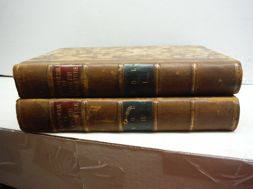 Chambers's Cyclopaedia of English Literature (2 Volumes Complete)