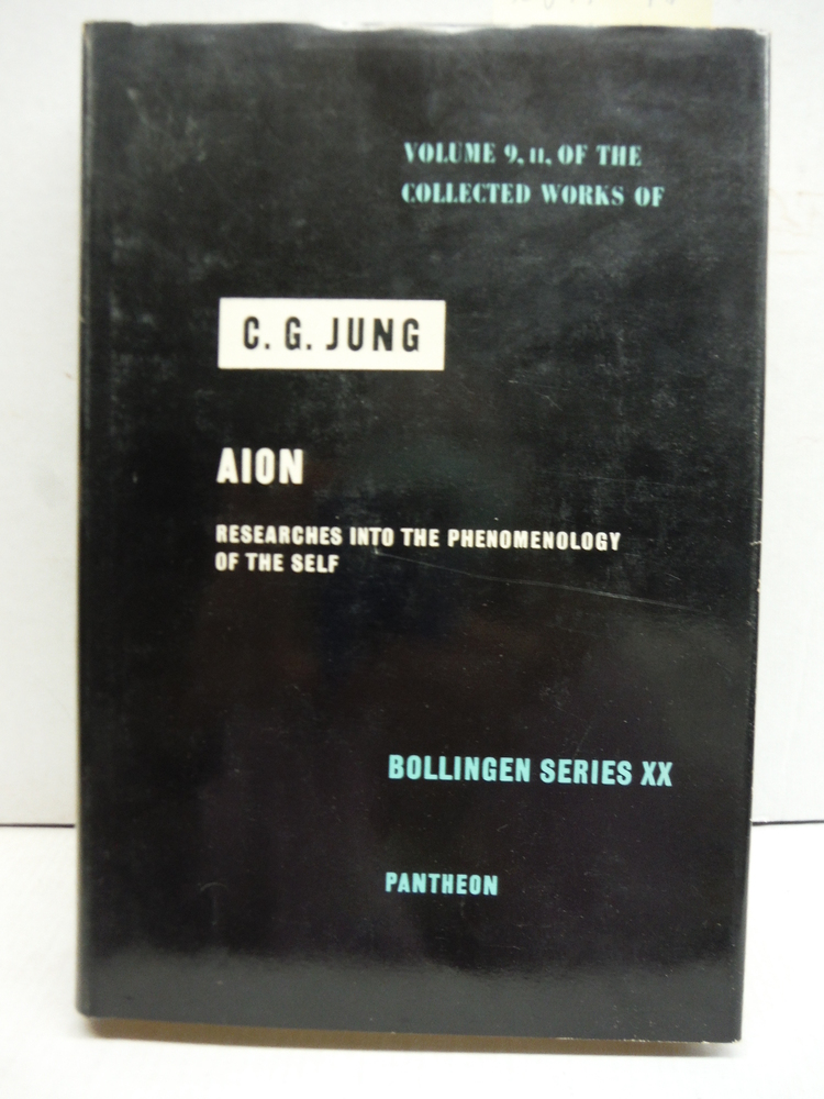 Aion: Researches into the Phenomenology of the Self (Series XXZ)
