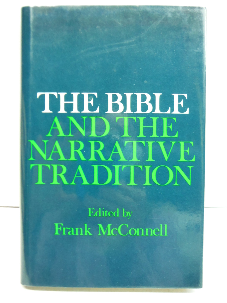 The Bible and the Narrative Tradition