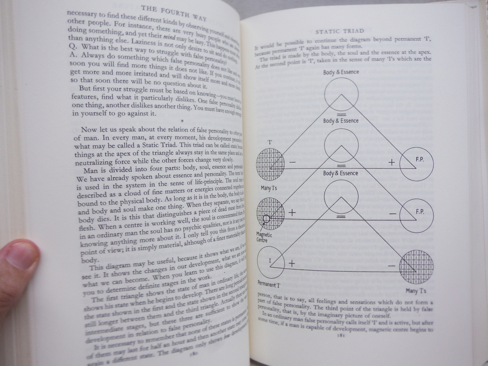 Image 2 of The Fourth Way: A Record of Talks and Answers to Questions Based on the Teaching