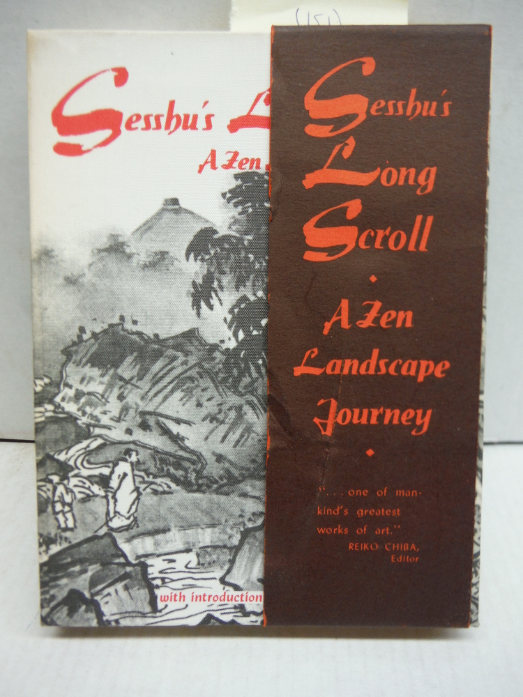 Sesshu's Long Scroll: A Zen Landscape Journey