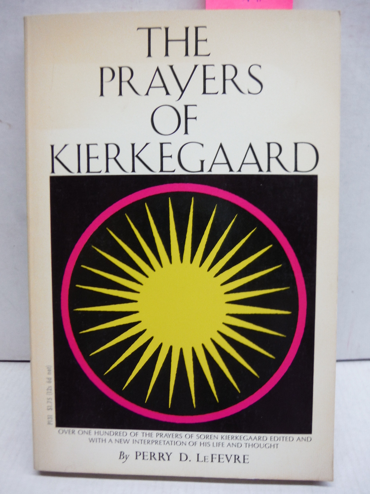 The Prayers of Kierkegaard