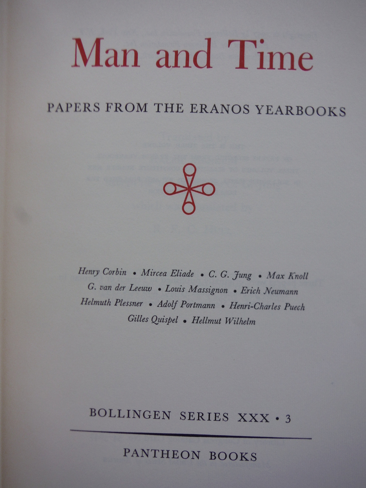 Image 1 of (Bolingen Series XXX / 3) Man and Time: Papers From the Eranos Yearbooks