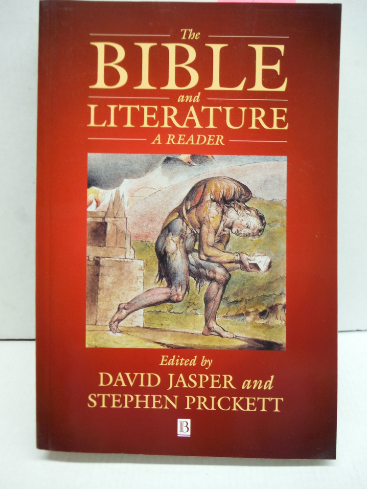 The Bible and Literature: A Reader