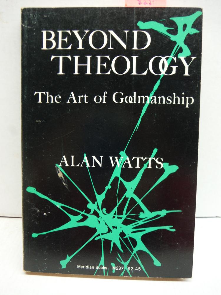 Image 0 of Beyond Theology The Art of Godmanship