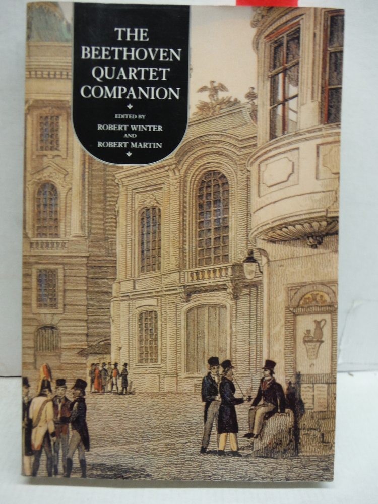 Beethoven Quartet Companion