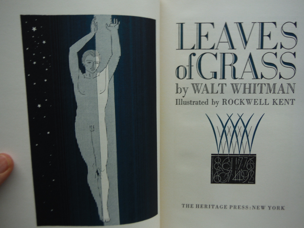 Image 1 of Leaves Of Grass