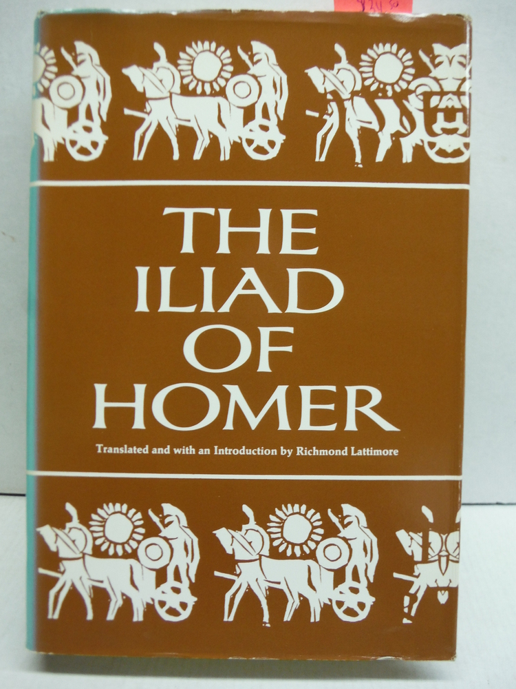 Image 0 of The Iliad of Homer