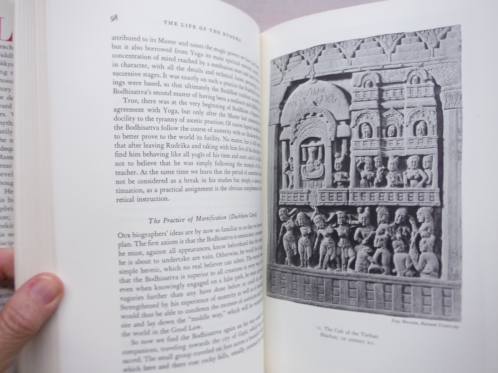 Image 2 of Life of the Buddha, According to the Ancient Texts and Monuments of India