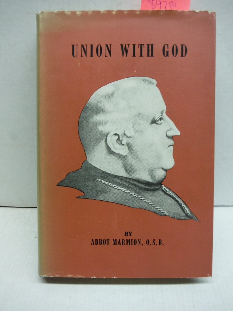 Image 0 of Union with God According to the Letters of Direction of Dom Marmion.