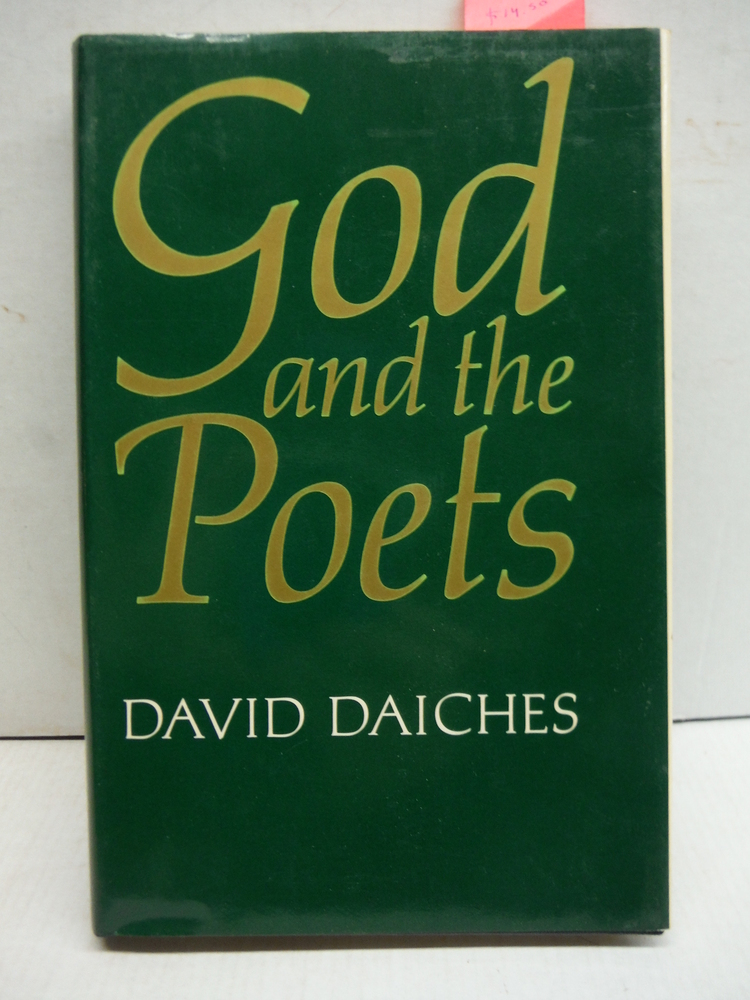 God and the poets (The Gifford lectures)