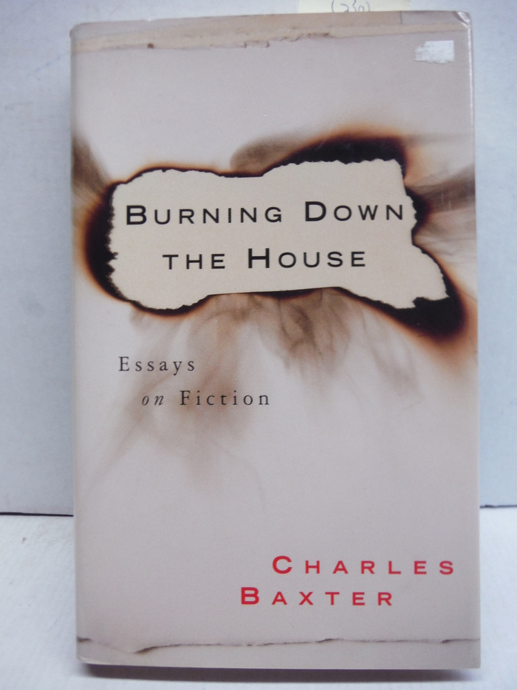 Image 0 of Burning Down the House: Essays on Fiction