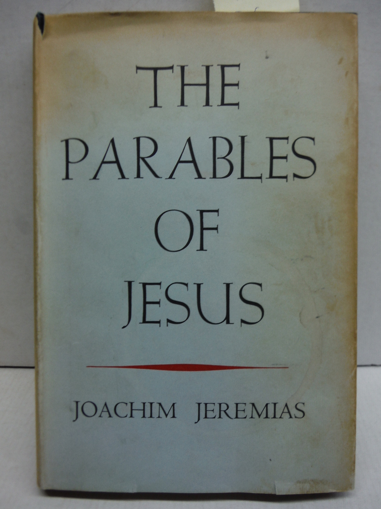 Image 0 of The Parable Of Jesus