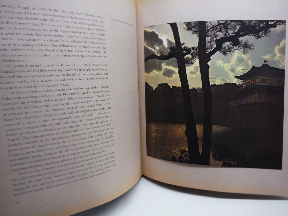 Image 2 of Japan in Color Roloff Beny/anthony Thwaite 96 Plates in Color 1967 Mcgraw-hill