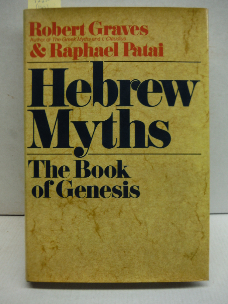 Image 0 of Hebrew Myths: The Book Of Genesis