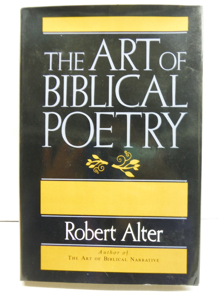 Art Of Biblical Poetry