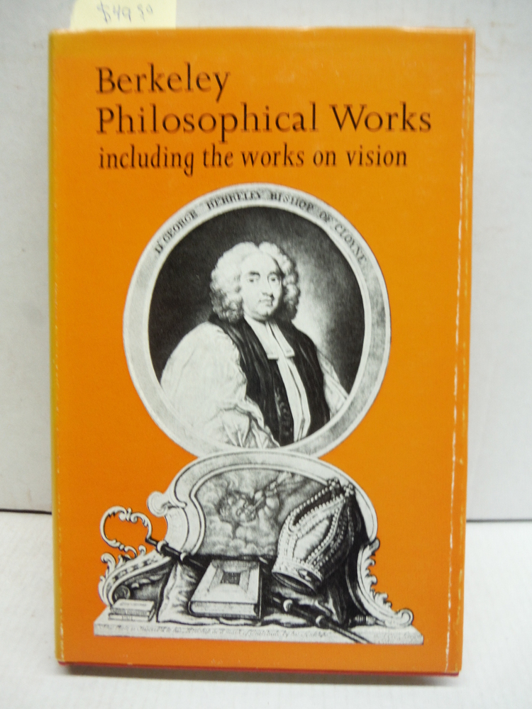 Philosophical works: Including the works on vision