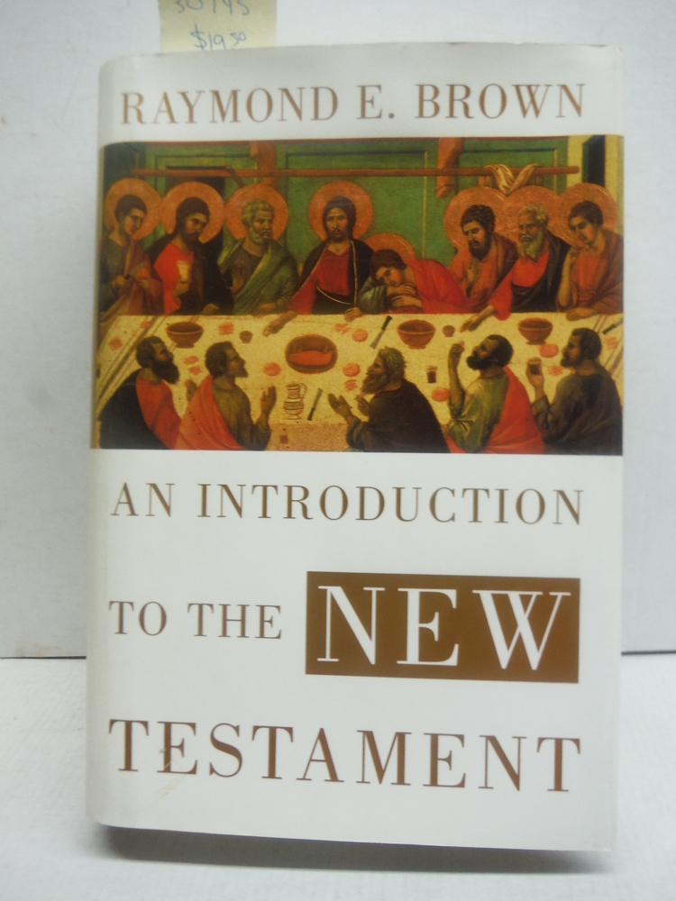 Image 0 of An Introduction to the New Testament (Anchor Bible Reference Library)