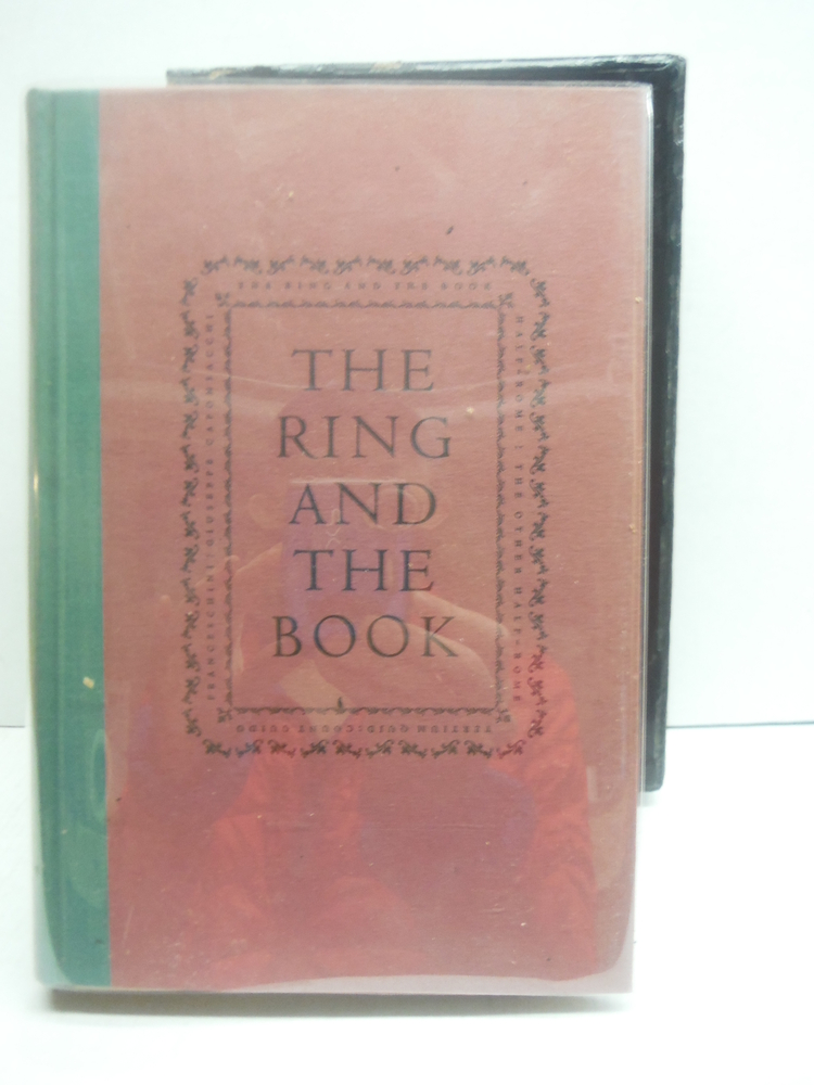 The Ring and The Book (Very Good)