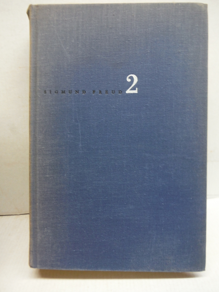 Image 1 of The Life and Work of Sigmund Freud [Volumes 1-3]
