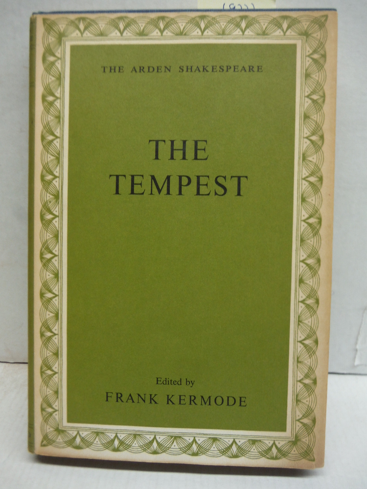 The Tempest (The Arden Edition of the Works of William Shakespeare)