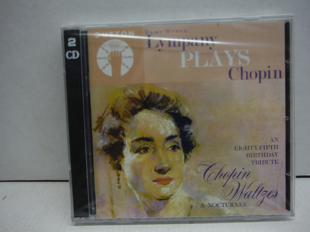 Dame Moura Lympany Plays Chopin: Nocturnes, Nos. 1-19 / Waltzes, Nos. 1-14 (A Ei