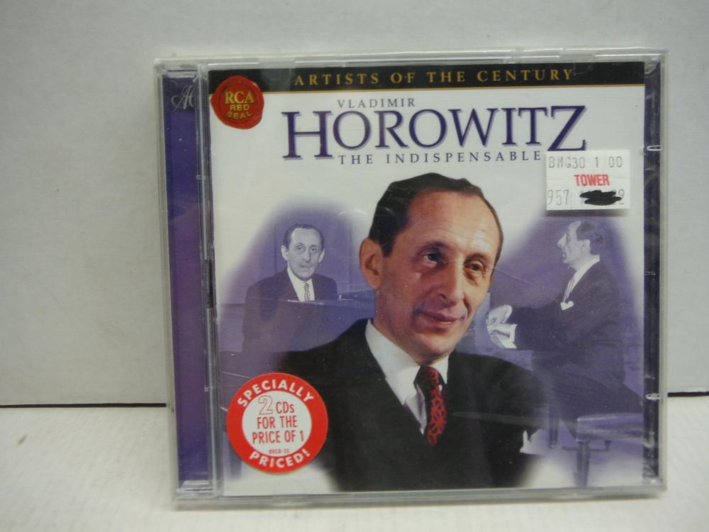 Artists Of The Century: Vladimir Horowitz