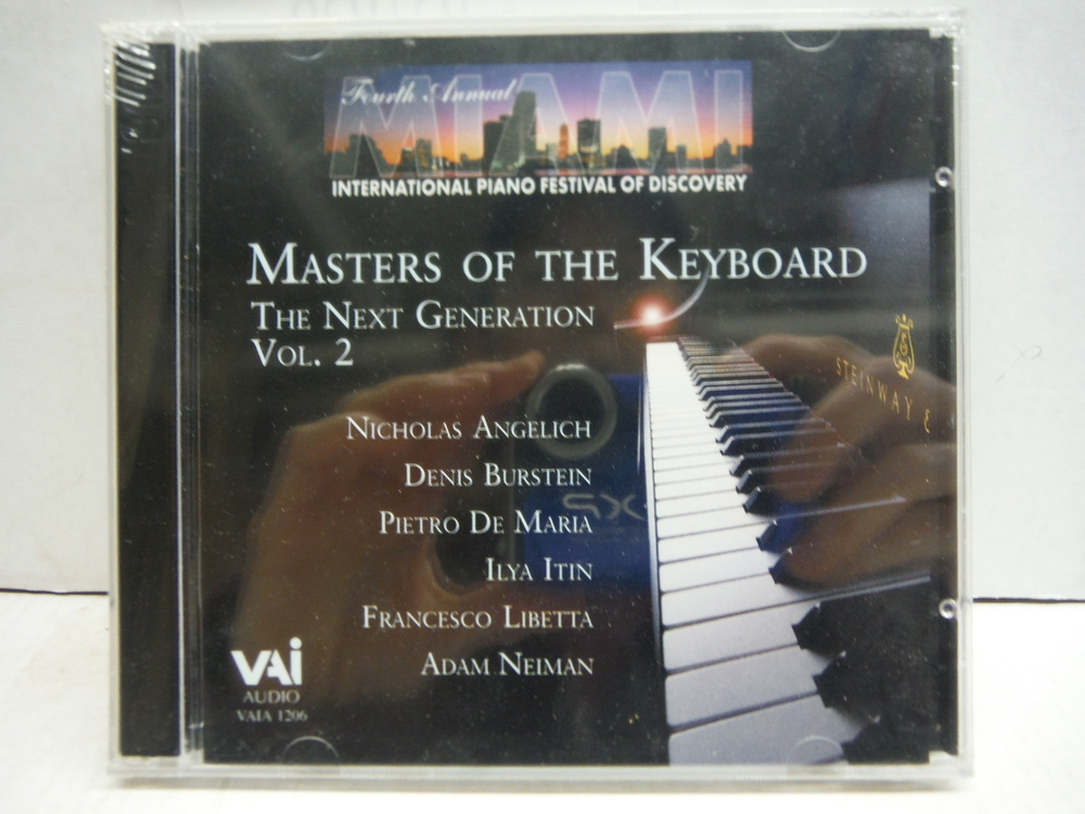 Masters of the Keyboard 2 / Various