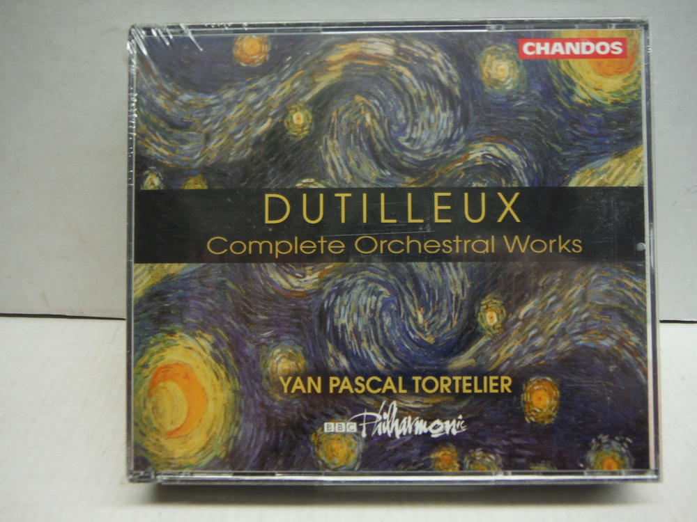 Dutilleux: Complete Orchestral Works