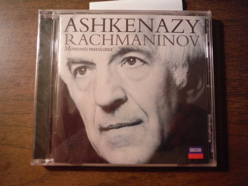 Image 0 of Rachmaninov: Moments musicaux